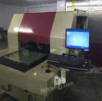 出售PCB二手设备牧德CPK精度检查机