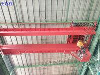 在位出售 精品100/20吨QD双梁行车天车 跨度22.7米9.9成新 浙江起重