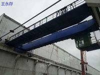 出售 32/10吨跨度18米 双梁天车行车 上海大厂制造