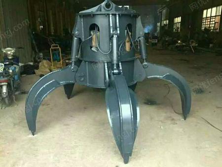 专业生产销售抓钢机