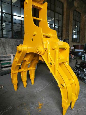 扬州出售个各种型号抓钢机