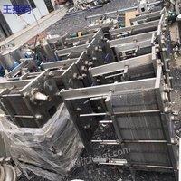 供应二手10-200平方不锈钢板式换热器质量保证