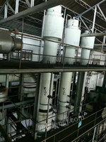 出售二手蒸发器、双效蒸发器、薄膜蒸发器、价格优惠