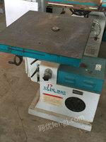 河北沧州低价出售二手木工设备小立铣