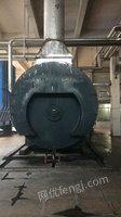 Selling used 15T biomaterial steam boiler