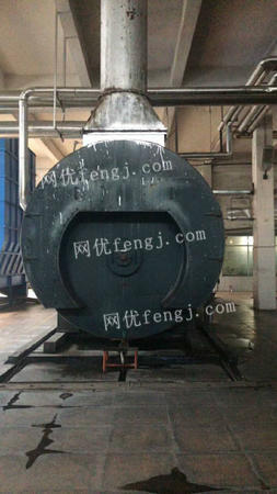 Selling used 15T biomaterial steam boiler