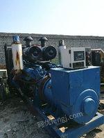 河南郑州出售1台柴油发电机组8
