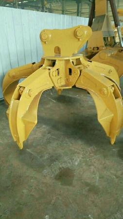 出售各种型号抓钢机,专业生产厂家