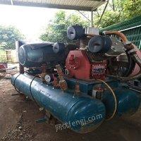 处理旧工地冲压机,柴油两台,电机两台,