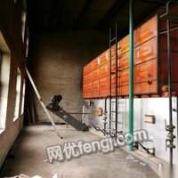 沈阳清华锅炉厂10吨燃煤热水锅炉