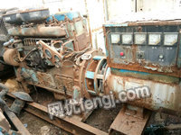 处理库存柴油发电机 100千瓦1台,150千瓦1台