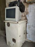 山东泰安出售1台DK7750B二手快走丝线切割10000元