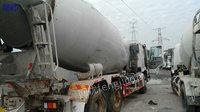 出售13年豪沃亚特大十四方混凝土搅拌罐车搅拌运输车车况完美支持按揭