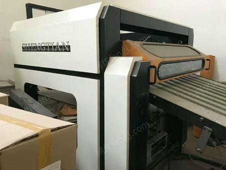 2014年盛田1100全自动高速预涂膜复膜机出售