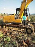 13年出厂14年买DX150挖掘机出售手续齐全,工作7000多小时,