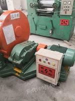 出售2016年产广州冠力炼胶机,先到先得