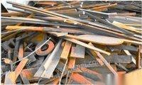 高价回收金属、废铜废铁、焦钢生铁、废铝、电线电缆、