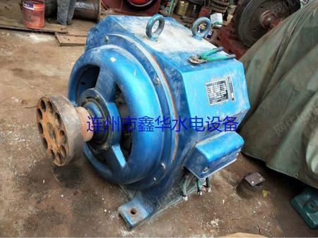 无刷水轮发电机320KW出售