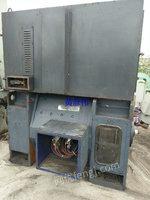出售一台ZKSL-560-3B 800KW上海南洋二手直流电机