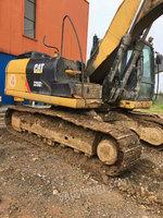重庆巴南区出售1台卡特320D挖掘机