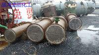 出售二手搪瓷冷凝器、不锈钢列管冷凝器5-------750平方