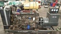 出售二手潍坊120kw柴油发电机组