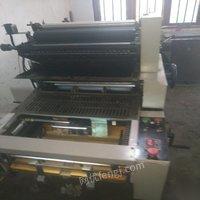 六开胶印机出售