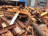 长期回收各种熟铁分割料、、船板料