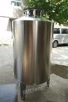 厂家处理一批不锈钢样罐