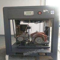 15kw二手欧克尔螺杆式空压机、打气机、气泵出售