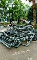 重庆高价回收铝合金门窗电线塑钢废铁废铁空调