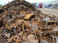 高价上门回收废铁、钢筋、废铜、电缆电机
