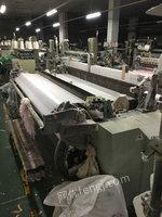 出售二手剑杆织布机, 苏州比加乐