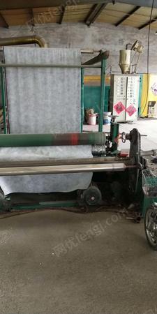 厂家出售聚乙烯丙纶防水材料生产设备1套 有图片