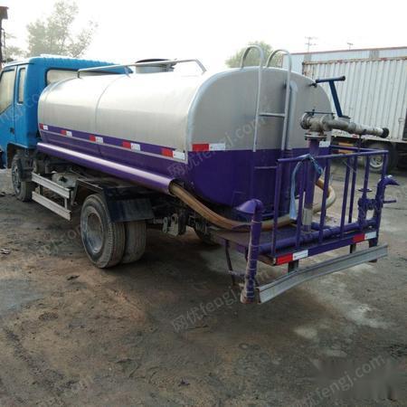 液化气体运输车回收