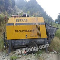 急售混泥土设备低价