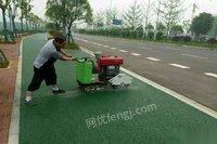 出售闲置路面马路切割机电动或柴油机