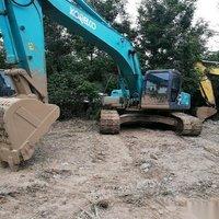 出售闲置个人神钢挖掘机