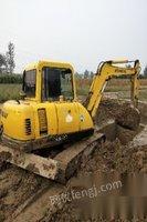 供应08现代55挖掘机