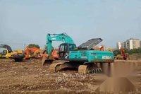 供应神钢350挖掘机