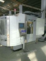 河南鹤壁出售3台DMC55H二手加工中 心电议或面议