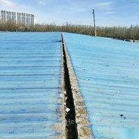甘肃兰州高价回收二手彩钢板房,活动板房。钢结构厂房坼除,