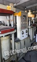 出售闲置二手得力仕100吨油压机