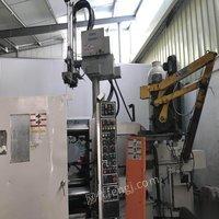 东洋250-350吨原装进口压铸机出售