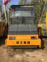 山东聊城出售1台型号规格双钢轮压路机