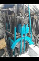 急售!!济南出售KS140型蜂窝煤机工程整套设备