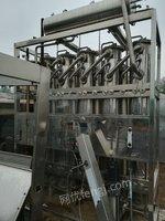 出售二手分子纯净水蒸馏水机组 二手蒸馏设备出售
