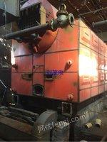 出售沈阳清华六吨生物质热水锅炉