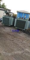 出售2台s9-1250KVA二手电力变压器