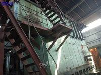 出售2014年山东20吨燃煤蒸汽锅炉